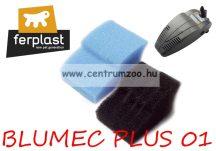pótszivacs Ferplast Blumec 01 Plus pótszivacs szett  BluCompact 01 termékhez (66720015)