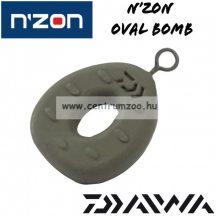 Daiwa N'Zon Oval Bomb 60g ólom 2db (13368-060)
