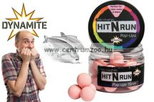 Dynamite Baits bojli Hit n Run Pop-Ups - Pastel Pink 15mm (DY1270)