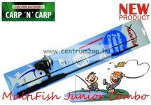 MultiFish Junior Combo gyermek horgász szett 160cm bot , orsó, zsinór... (CZ3758)