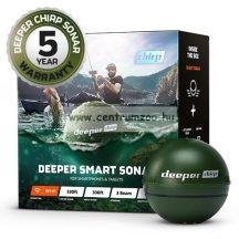 Deeper Smart Sonar CHIRP+ Wifi Fishfinder 100m + PÓLÓ