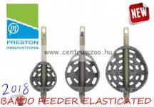 DURA BANJO FEEDER ELASTICATED (PBFE) MICRO - 30g feeder kosár