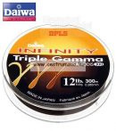 Daiwa Infinity Triple Gamma monofil prémium zsinór/ több méret