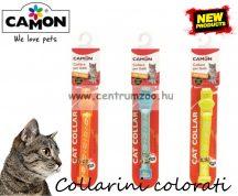 Camon Cat Collarini colorati nyakörv cicáknak több színben (DG046/B)