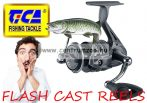 TICA FLASH CAST 2500 9+1BB (spin-9) 5,2:1 pergető orsó  (FC2500)