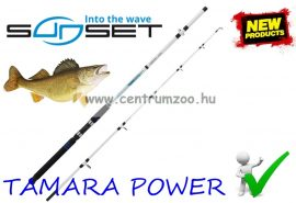 Sunset Tamara Power 2,4m 100-300g pergető bot (STSRC8147240)