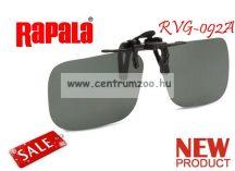 Rapala RVG-092A Sportsman's Clip-On felcsíptethető polár napszemüveg