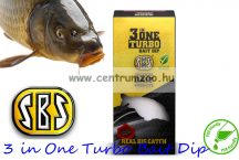 SBS 3 in One Turbo Bait Dip - Squid Octopus & Strawberry Jam (polip-tintahal-eperkrém) 80 ml (14140)