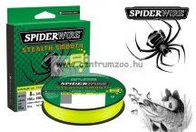 SpiderWire Stealth Smooth 8 Braid Yellow Braid 150m 0,07mm 6,0kg (1515615) 2020NEW