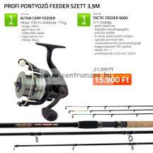 Nevis Profi Pontyozó feeder szett 3,90m 1470-390+ 2298-360 (KB-467)