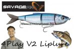 Savage Gear 4Play V2 Liplure 13,5cm 18g SF 01-Herring gumihal (61731)