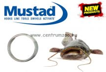 Mustad MA031 Round Split Ring 5,6mm kulcskarika 10db (NLMU07515)