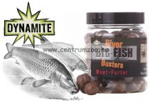 Dynamite Baits Big Fish River Hookbaits Meat Furter Busters horogcsali (DY1388)