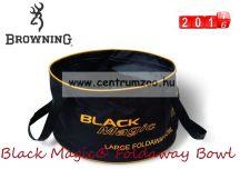 Browning Black Magic® Large  Foldaway Bowl 35cm etetőanyag keverő táska (8527010)