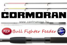 CORMORAN Bull Fighter Feeder 3,0m 40-120g Short Track feeder bot (225-9120307)