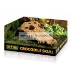 Exo-Terra Crocodile Skull dekor  koponya 22cm (2856)