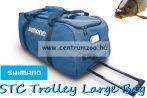 Shimano STC Travel Concept Trolley Large Bag - nagy méretű utazó táska 75x35x35cm (SH374)