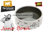 Ferplast Juno Medium Bowl kerámia tál 0,27liter (71092400 )