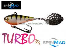 SpinMad Tail Spinner gyilkos wobbler TURBO 35g 1001