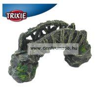 Trixie akvárium dekorációs kerámia híd 17cm (TRX8962)