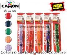 Camon Collare Gatto Elastico Colorato nyakörv cicáknak több színben (DG001)
