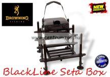 Browning Blackline® Seat Box horgászláda lábráccsal (8008001)