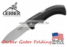 Gerber Gator Folding 154CM zsebkés  tokkal Amerikából 21,7cm (06064)