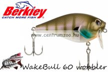 Berkley® WakeBull 60 - wobbler 60mm 11,5g (1487206) Ghost Bluegill