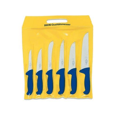 Dick ErgoGrip Knife Set - KÉK késkészlet 6 részes (8256200)
