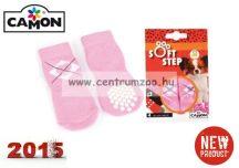 CAMON Pink Calzine per cani - csúszásmentesített kutyazokni több méretben (C768)XL