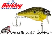 Berkley® WakeBull 60 - wobbler 60mm 11,5g (1487207) Black/Chartreuse