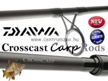 Daiwa Crosscast Carp Rods 10láb 3,0m 3 libra 2 részes bojlis bot (11561-300)