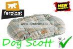 Ferplast Relax Dog Scott 65/6 Green kutyapárna fekhelybe