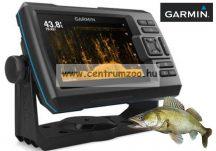 GARMIN STRIKER PLUS 5CV  GPS WORLDWIDE W GT20 halradar jeladóval  (GG010-01872-01)