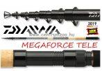 Daiwa Megaforce Tele 25 7-25g 1,8m teleszkópos bot (11490-180)