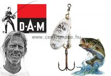 D.A.M FZ KÖRFORGÓ EFFZETT® EXECUTOR SPINNER 3g 1-es (D60471) Silver