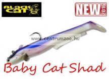 Black Cat Baby Cat Shad purple moon cat 75g 18cm 2db (3295303)