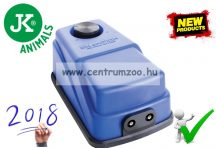 JK Animals Air Pump - akváriumi  légpumpa 2x210 l/h  6W AP98 (14143)
