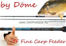By Döme TEAM FEEDER Fine Carp 360 L 20-50gr (1845-360) feeder bot