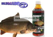 HALDORÁDÓ Carp Syrup - Fűszeres Vörös Máj  aroma 500ml