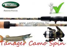 Mitchell Tanager Camo Spin 212 210cm 7/20g pergető bot (1446408)