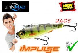 Spinmad Impulse 10g 70mm gyilkos wobbler colours 2605