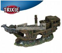 Trixie akvárium dekorációs kerámia hajóroncs 32cm (TRX8743)