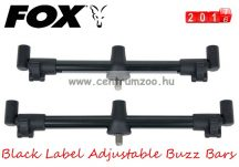 BUZZBAR Fox Black Euro Buzz Bars (pairs) 3-rod 3botos (BB7668) kereszttartó
