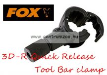 FOX  3D-R Quick Release Tool Bar Clamp adapter (GBA039)
