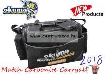 Okuma Match Carbonite Carryall 60x36x39cm nagyméretű táska (54172)