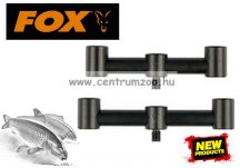 BUZZBAR Fox Black Label Fixed Buzz Bars - 3 Rod XL Fixed Convert 3botos (CBB003) kereszttartó