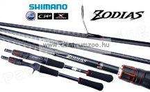 Shimano bot ZODIAS CASTING 166 M 198cm 5-15g 1r (ZODIAS166ML) pergető casting bot
