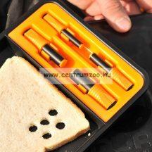 Guru Bait Punch Box Set pellet készítő szerszám 6-8-10-12mm méretű nyomóval és dobozzal  (GPB)