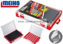 Meiho Rungun case 3010W-1  Japan - prémium horgászdoboz 205x145x40mm (5812832)